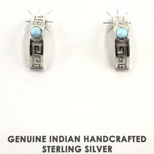 Native American Jewelry Turquoise Earrings